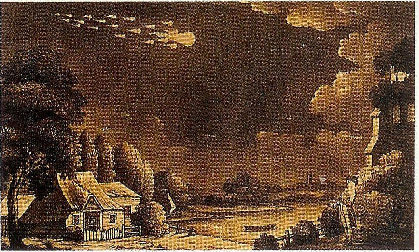 Komet Bild