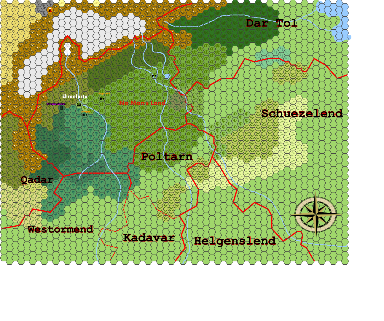 overlandmap