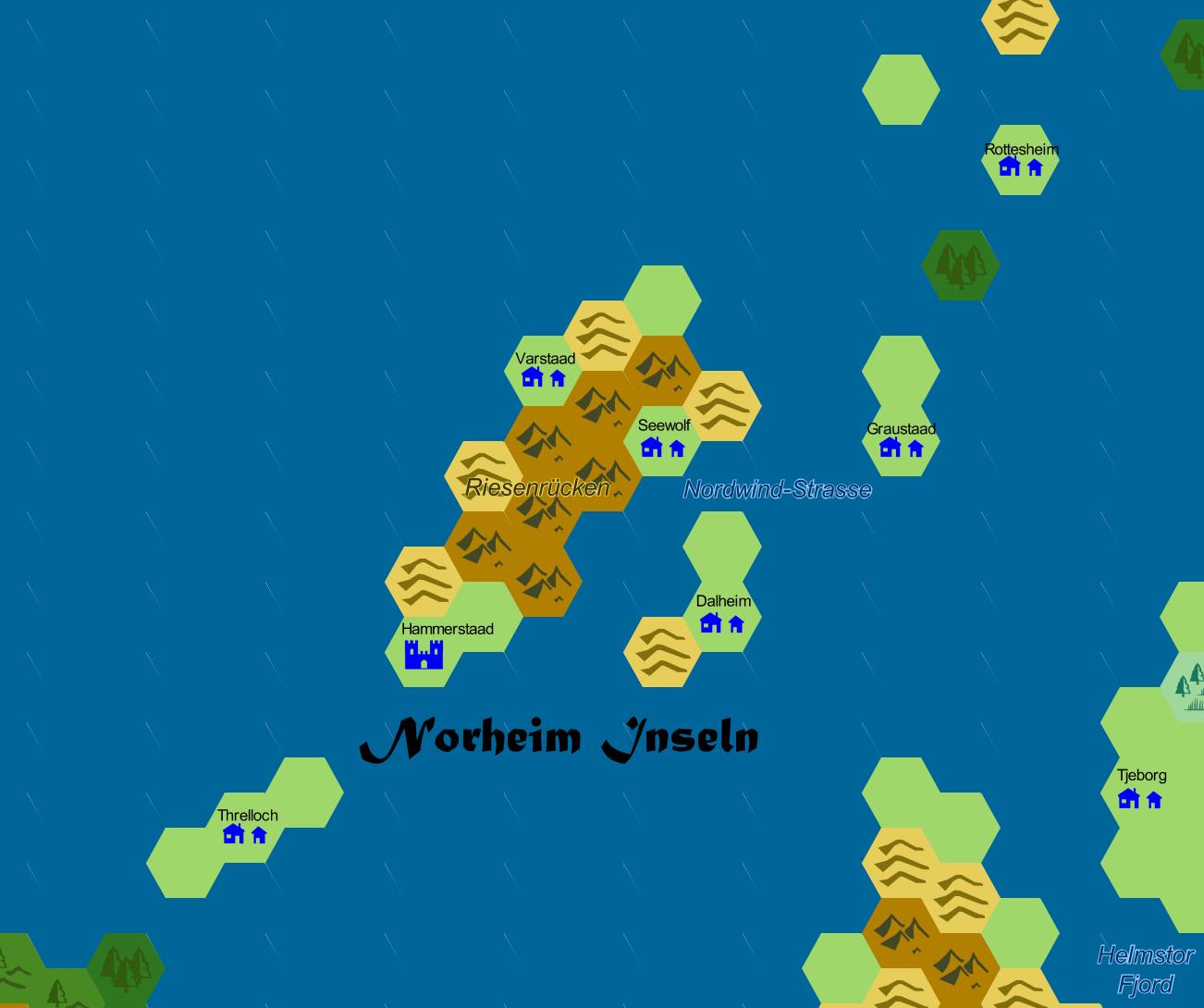 NorheimInseln