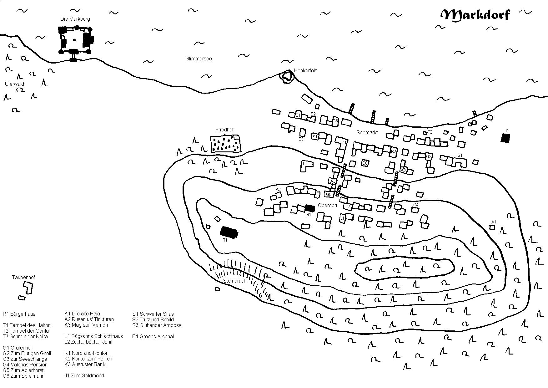 Markdorfkarte
