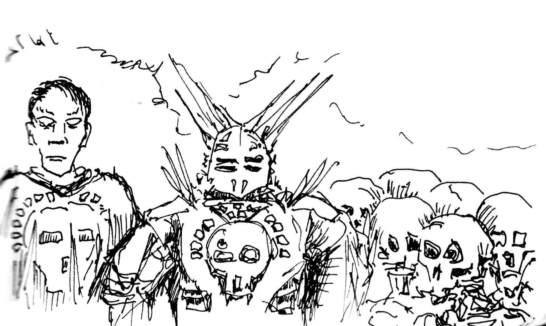Garmond der Graue und seine Freunde